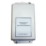 Преобразователь Gate-Ethernet/Wiegand