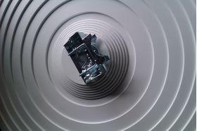 Зеркало дорожное сферическое, универсальное, диаметр 900 мм