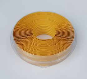 Самоклеящаяся накладка Н39-9 желтый