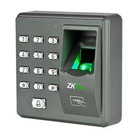 Автономный биометрический терминал с клавиатурой ZKTeco X7