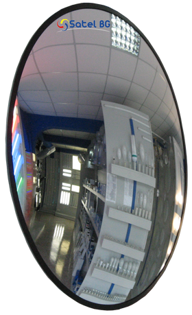 Обзорное зеркало для помещений 400 мм